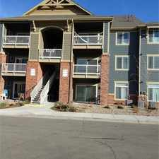 Rental info for 804 Summer Hawk Drive #6103