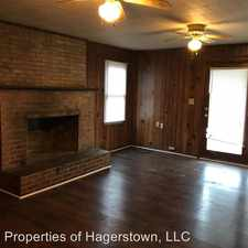 Rental info for 327 N Centre St in the Martinsburg area