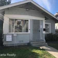 Rental info for 3782 28th Street - 3782 28th Street in the San Diego area