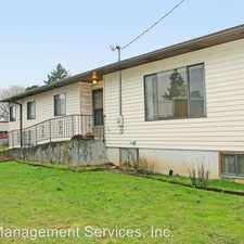 Rental info for 5925 SE 57th Ave in the Portland area