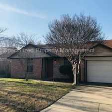 Rental info for 10145 Lone Eagle Dr., Fort Worth - Move in Ready! in the Fort Worth area