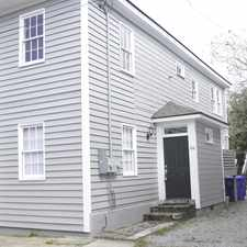Rental info for 56 Ashe Street in the Charleston area