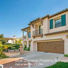 Rental info for 13435 Montecito Glen in the San Diego area