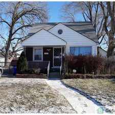 Rental info for Super Cute! 3 bedrm, 1 bath Brick Bunglow! Now available- Email Debby today for more information on how to apply! in the Detroit area