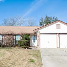 Rental info for 2530 Tall Ships Lane in the Houston area