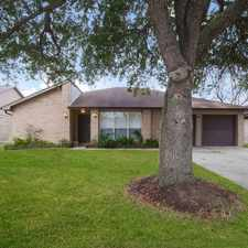 Rental info for 2535 Bisontine Street in the Houston area