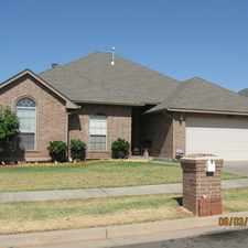 Rental info for 3BR/2BA Single Family House - Edmond in the Oklahoma City area