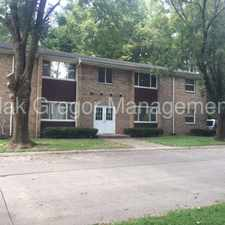Rental info for Great 1 Bdrm apt, Balcony, New Carpet, Quiet. in the Dayton area