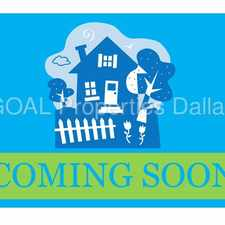 Rental info for Very Nice 3 Bedroom!! in the Dallas area