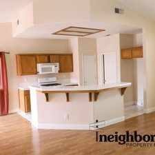 Rental info for Fresno - This Three Bedroom Home Features Ceili... in the Fresno area