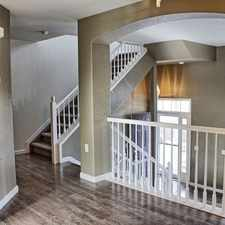 Rental info for 3 Bed. Office 2. 5 Bath 2 Car Garage Townhome W...