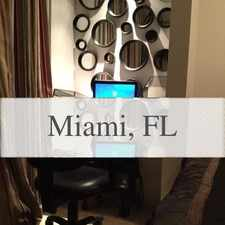 Rental info for BEST LOCATION IN TOWN. Parking Available! in the Miami area