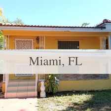 Rental info for Beautifully Remodeled Gated House With Pool! in the Miami area