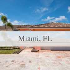 Rental info for Absolutely Gorgeous And Immaculate 5 Bedroom 3 ... in the South Miami Heights area