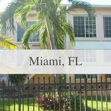 Rental info for Very Nice 2Bed 1 Bath Unit Completely Remodeled... in the Miami area