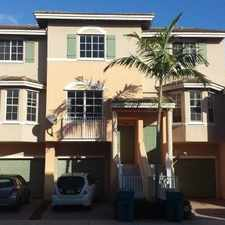 Rental info for Lease Spacious 3+3. Approx 1,601 Sf Of Living S... in the Boynton Beach area