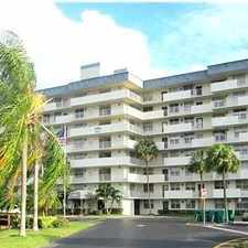Rental info for 2 Spacious BR In Fort Lauderdale. Pet OK! in the Plantation area