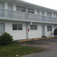 Rental info for Apartment For Rent In HALLANDALE BEACH. in the Hallandale Beach area