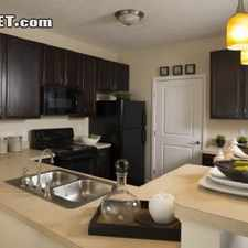 Rental info for Two Bedroom In Columbus in the Columbus area