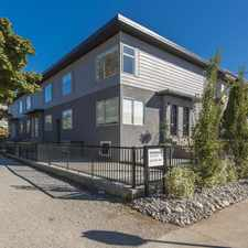Rental info for 2198 Vine in the Vancouver area