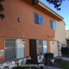 Rental info for 2034 FLORIDA ST in the Long Beach area