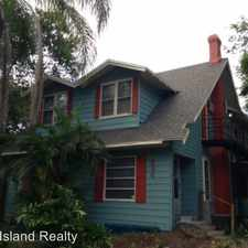 Rental info for 836 24th Ave N in the St. Petersburg area
