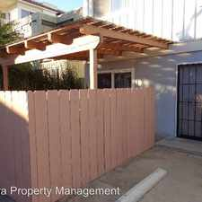 Rental info for 3376 - 3382 Bayside Lane in the San Diego area
