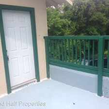 Rental info for 3244 17th Ave S Upper in the St. Petersburg area
