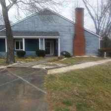 Rental info for East Charlotte Townhouse in the Charlotte area