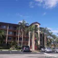 Rental info for 850 Southwest 138th Avenue #414 D in the Pembroke Pines area