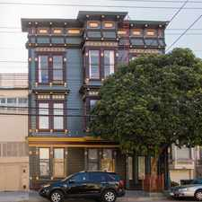 Rental info for 805 Page Street in the San Francisco area