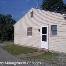 Rental info for 714 E Fort Wayne St