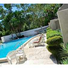 Rental info for 1100 Martinique drive 105