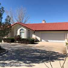 Rental info for 8916 Buckthorn Ave in the Hesperia area