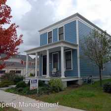 Rental info for 3249 S. Mester in the St. Charles area