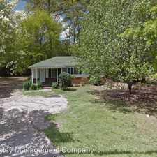 Rental info for 403 North Dean Road