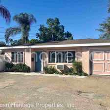 Rental info for 7084 Casa Lane in the San Diego area