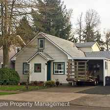 Rental info for 1280 7th Ave SW