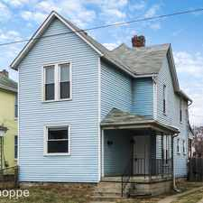Rental info for 646 E 2nd Avenue in the Columbus area