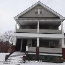 Rental info for 618 East 97th Street Unit 1 in the Cleveland area
