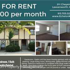 Rental info for Cheyenne - 211 Cheyenne
