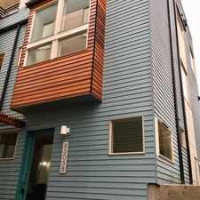 Rental info for 8505B 18th Ave NW in the North Beach-Blue Ridge area