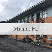 Rental info for House For Rent In Miami. in the West Little River area