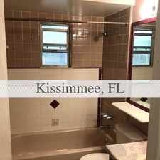 Rental info for House For Rent In KISSIMMEE. in the Buenaventura Lakes area