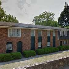 Rental info for House For Rent In Macon. Washer/Dryer Hookups! in the Macon area