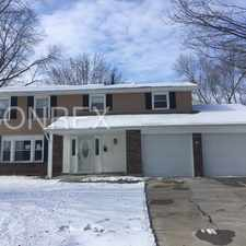 Rental info for Charming Cozy Home!!! in the Dayton area