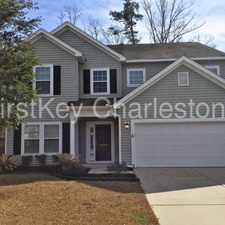 Rental info for 5029 East Liberty Meadows Drive in the North Charleston area