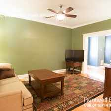 Rental info for 5513 Ready Ave in the Baltimore area
