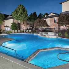 Rental info for Villas At Parkside in the Dallas area