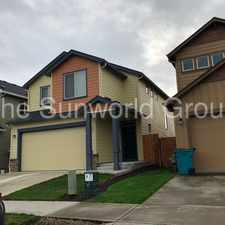 Rental info for BRAND NEW THREE BEDROOM HOME in the Vancouver area